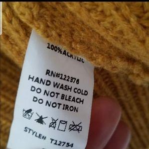 Mustard Seed Sweaters - BUY 1 GET 1 FREE MUSTARD SEED RUFFLE CARDIGAN